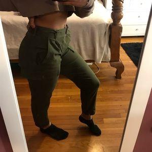 Fashion nova: cargo pants
